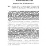 Real decreto Plan Contable para Entidades Sin Fines Lucrativos